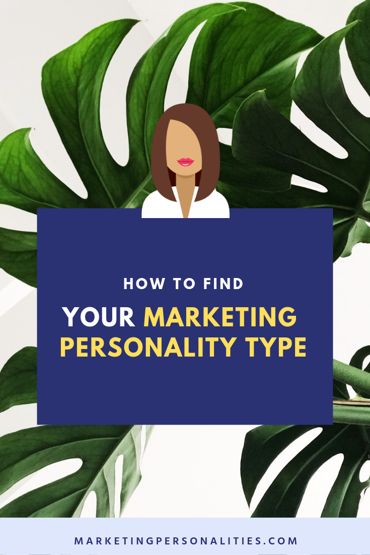 How to Find Your Marketing Personality Type blog post by Brit Kolo of MarketingPersonalities.com