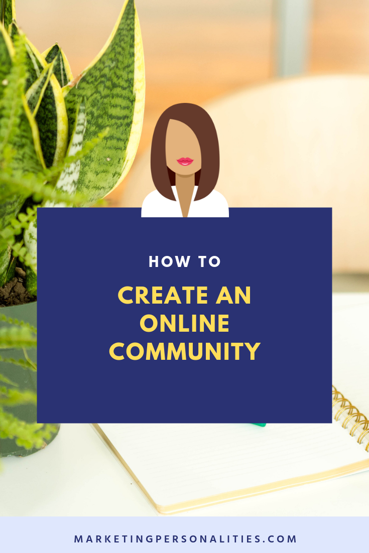 How to create an online community blog post from MarketingPersonalities.com, ENTP INFP ENFJ ENFP ISFJ ESTJ ESFJ ISFP