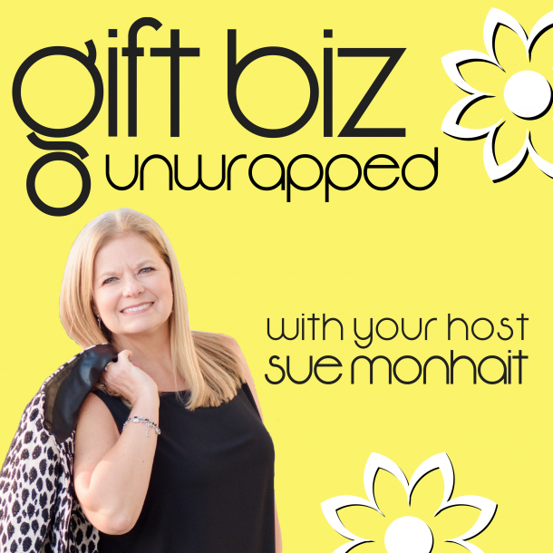 brit kolo on the gift biz unwrapped podcast