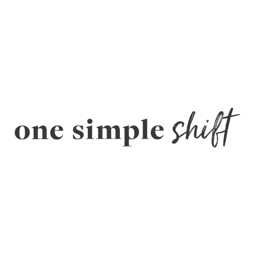 brit kolo on the one simple shift podcast with amanda dennelly