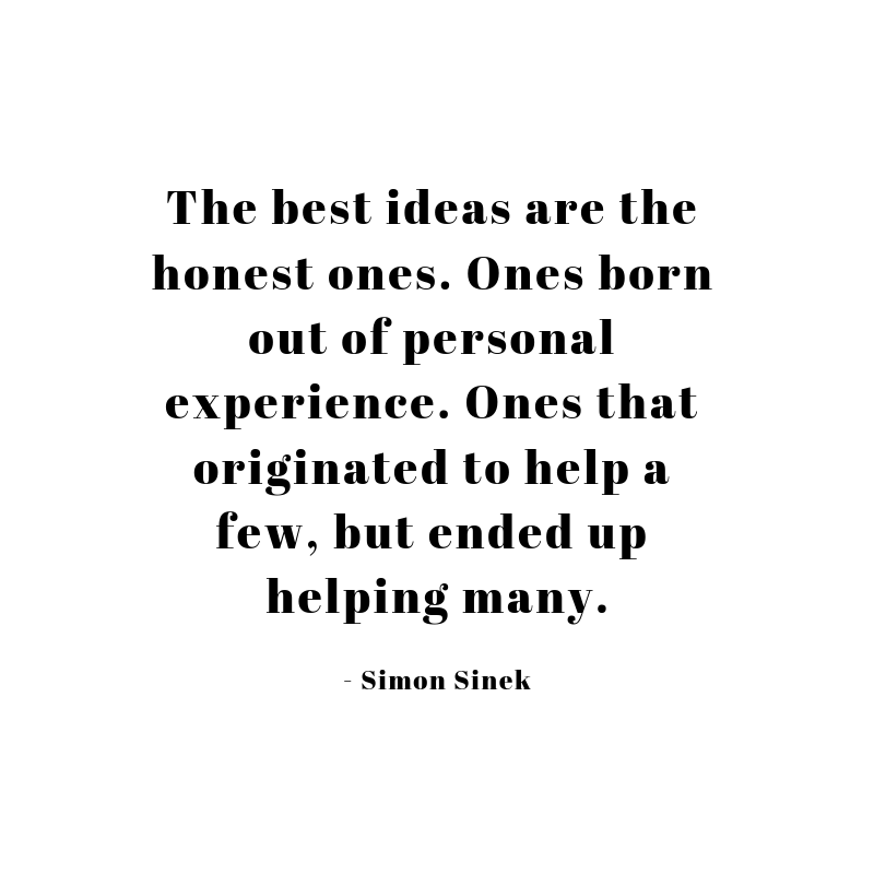 """Inspirational Quote for an ISFJ Entrepreneur from the post """"Inspirational Quotes for Entrepreneurs Based on Personality Type"""" on MarketingPersonalities.com"""
