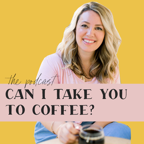Brit Kolo on the Can I Take you to Coffee Podcast, hosted by Majesta Patterson