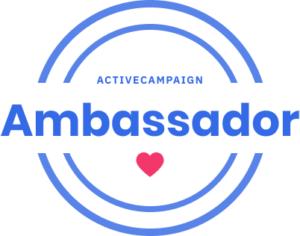 Active Campaign Ambassador