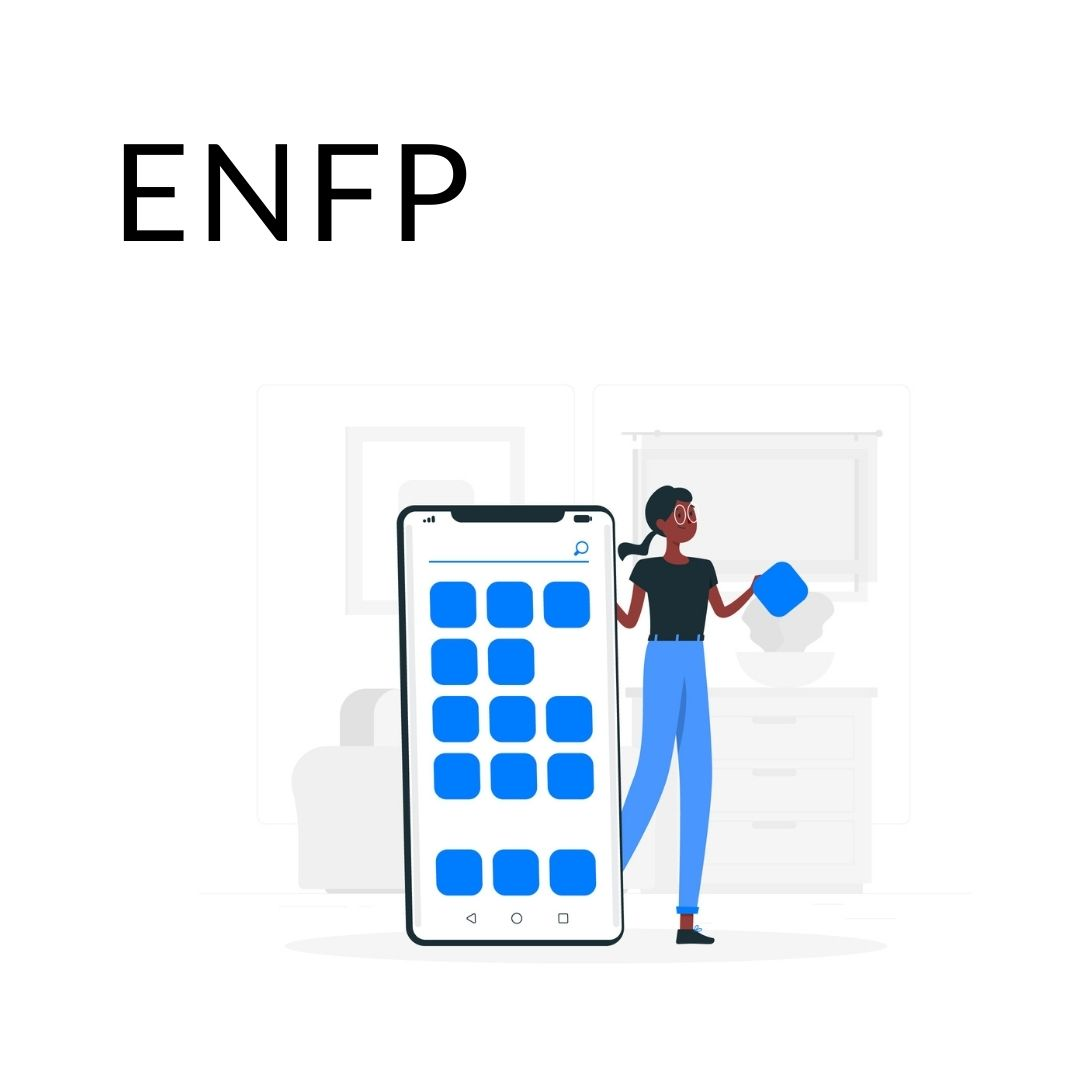 ENFP marketing personality type marketing personalities on instagram